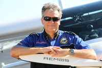 Photo Caption - Michael Combs will perform at the Kaneohe Bay Air Show on September 29thand 30th in Oahu, HI.  This will complete his mission to fly an aircraft into all fifty states.