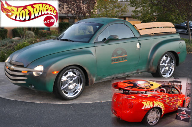 Pilot Hot Wheels SSR